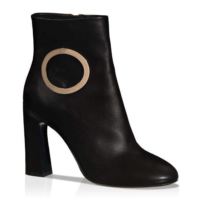 Roger Vivier(ロジェ ヴィヴィエ) Chunky Anneau Ankle Boots in Leather.jpg
